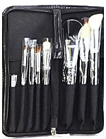 8pcs Makeup Brushes Set Goat Hair Portable Wood Face Others