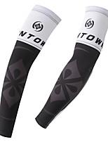 Deportes Bicicleta/Ciclismo Manguitos Unisex Mangas largasTranspirable / Resistente a los UV / Secado rápido / Compresión / A prueba de