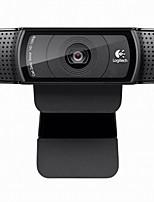 Logitech® C920 alta rete di ancoraggio Qing videocamera del computer video broadcast microfono da tavolo