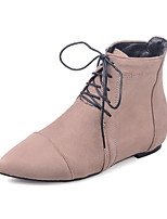 Women's Boots Winter Platform / Riding Boots / Fashion Boots / Bootie / Comfort / Combat Boots / Pointed Toe /