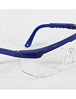 прозрачный брызгозащищенное очки пакет из девяти