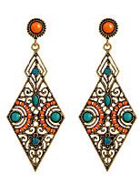 Fine Jewelry European Style High-Grade Charms Zinc Alloy Earrings