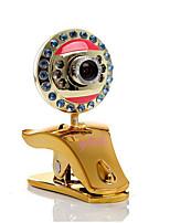 USB2.0 800w pixel vista notturna del hd desktop del computer fotocamera webcam