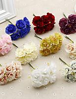 Hi-Q 1Pc Decorative Flower Roses Wedding Home Table Decoration Artificial Flowers