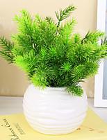 Hi-Q 1Pc Decorative Flower Plants Majalis Wedding Home Table Decoration Artificial Flowers
