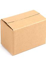 коробка деревянный материал коричневого цвета сервисное оборудование двух из пакета
