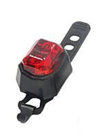 Bike Light,Bike Lights-1 Mode 50 Lumens Easy to Carry Other / D-Cellx2 USB Cycling/Bike Black Bike
