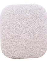 Fenlin ® cara esencia de la humedad de la leche blanca y esponja de baño 1 pieza