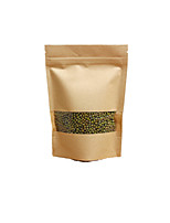 Yellow Color, Other Material Packaging & Shipping 25*33+5.5 Kraft Paper Bags A Pack of Eight