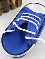 новый пенал холст обувь простой большой емкости канцелярские сумки