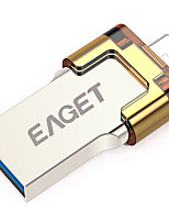 EAGET V80 32G USB3.0/OTG Flash Drive U Disk for Mobile Phones, Tablet PC, Mac/PC