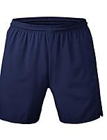 Carrera / Running Pantalones/Sobrepantalón Hombres Transpirable / Cómodo Algodón / Chinlon Running Deportes Eslático Corte AnchoRopa de