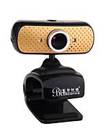 USB2.0 macchina fotografica del computer desktop HD con microfono webcam