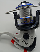 Spinning Reels 4.1/1 13 Ball Bearings Exchangable Spinning / Lure Fishing-EY7000 Hongying