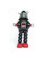 Игрушка новизны / Логические игрушки / Обучающие игрушки / Игрушка с заводом Игра Игрушка / / воин / Робот МеталлСеребристый / черный