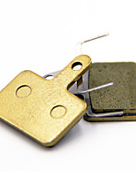 Frenos de bicicletas y piezas(Dorado,acero / cobre / sintético) -Bremsbelag