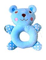 Cat / Dog Toy Pet Toys Squeaking Toy Squeak / Squeaking Plush Green / Blue