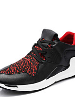 Men's Shoes Running Comfort Fashion Sneakers Casual Black/Red