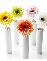 1 Branch Silk Daisies Tabletop Flower Artificial Flowers