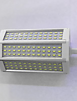 R7S 118mm 108x 3014SMD 10W Warm White / Cool White 900LM 220Beam Horizontal Plug Lights  Flood Light AC85-265V