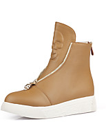 Women's Shoes   Platform / Fashion Boots Boots Outdoor / Office & Career / Casual Platform OthersBlack /  &L-8