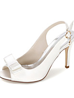 Women's Shoes Satin Spring / Summer / Fall Sandals Sandals Wedding / Party & Evening / Dress