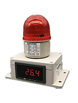 аварийный сигнал высокой температуры (штекер в переменном-220в; Диапазон рабочих температур: -30-200 ℃)
