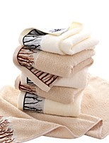 1 PC Full Cotton Solid Bath Towel 53 by 27.5 inch Super Soft
