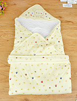 Baby Casual/Daily Print Sleepwear,Cotton Winter / Spring / Fall,Blue / Pink / Yellow