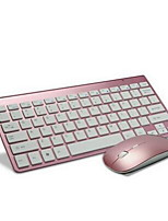 Internet Cafes Kb108 Wireless Keyboard Mouse Suit Local Tyrants Gold Rose Gold