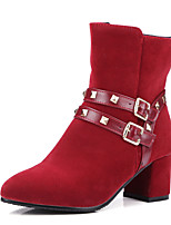 Women's Boots Winter Heels / Platform / Riding Boots / Fashion Boots / Bootie / Comfort / Combat Boots /