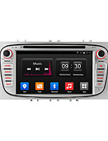 Ownice c300 Android 4.4 1024 * 600 für Ford Focus Mondeo s-max 2008-2011 Auto-DVD-Spieler Quad-Core-NAVI Radio 16g rom