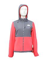 The North Face Women's Denali Fleece Hoodie Jacket Outdoor Sports Trekking Camping Hiking Full Zipper Jackets