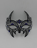 Medieval knight laser cutting hollow metal shield mask......6001B2