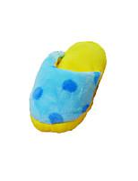 Cat / Dog Toy Pet Toys Squeaking Toy Squeak / Squeaking Plush Blue