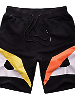 Running Baggy shorts Men's Breathable / Quick Dry / Compression / Comfortable Polyester Running Sports