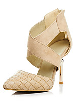 Summer / Fall Heels / Sandals / Gladiator / Pointed Toe LeatheretteOutdoor / Office & Career / Party & Evening /
