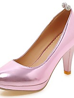 Women's Heels Summer/ Pointed Toe PU Office & Career / Casual Stiletto Heel Sparkling Glitter Pink / Gold Others