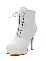 Women's Shoes   Heels / Platform / Fashion Boots Boots Outdoor / Office & Career / Casual Stiletto Heel   &W3-7