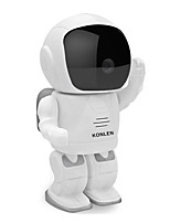 960P IP Camera Robot Baby Monitor HD WIFI 1.3MP CMOS Wireless CCTV Security Cam P2P PTZ IR Night Vision Audio TF SD Card