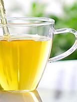 150ml High-grade Heat Resistant Borosilicate Glass Hand-blown Flower Cup Small Tea Cup