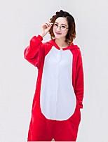 2016 Adult Dinosaur Flannel fleece Pajamas Cartoon Sleepwear Animal Halloween Cosplay Costume Unisex