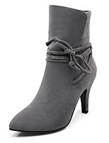 Women's Shoes Fall / Winter Fashion Boots / Bootie / Pointed Toe Boots Party & Evening / Dress / Casual Stiletto Heel
