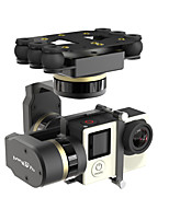 DJI Accessories RC 3D PRO Gimbal RC Quadcopters Black Metal 1 Piece