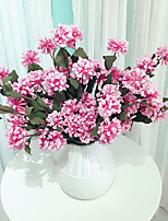 Hi-Q 1Pc Decorative Flower Pearl Flower Wedding Home Table Decoration Artificial Flowers