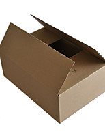 Brown Color Other Material Packaging & Shipping Packing Cartons A Pack of Four