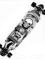Classic Skateboard(70*51mm) Black and White