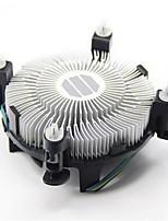 Supply Intel Original CPU Fan, 1150, 1155 Four Wire Temperature Control Computer Radiator