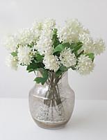 Hi-Q 1Pc Decorative Flower Hydrangeas Wedding Home Table Decoration Artificial Flowers