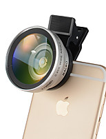 zomei® 37mm 0.45x grand angle de clip iphone lense pour iphone / caméra smartphone Android